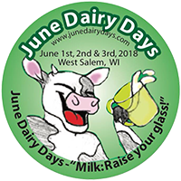 June Dairy Days Logo